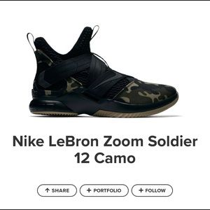 Nike Lebrons in men